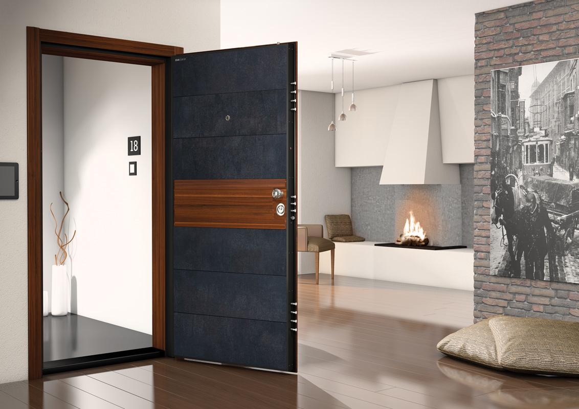 Каква трябва да е входната врата ?