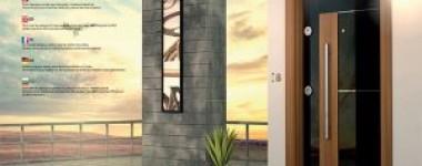 Дизайнът  на входната врата