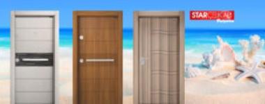 Трудно ли е да избереш входна врата ?