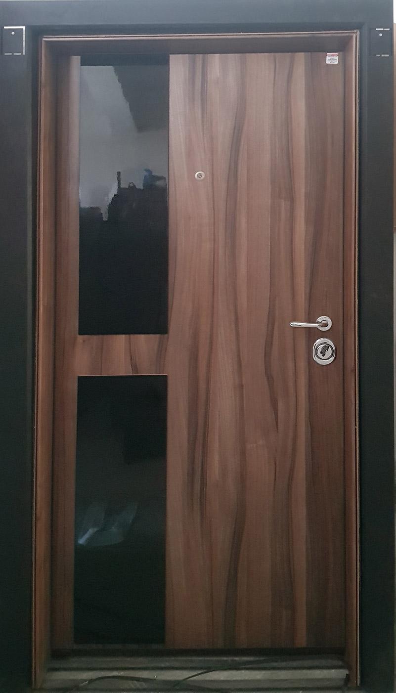 италиански стил блиндирана врата лява